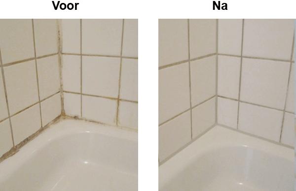 Schimmel Voegen Badkamertegels | Tondesk